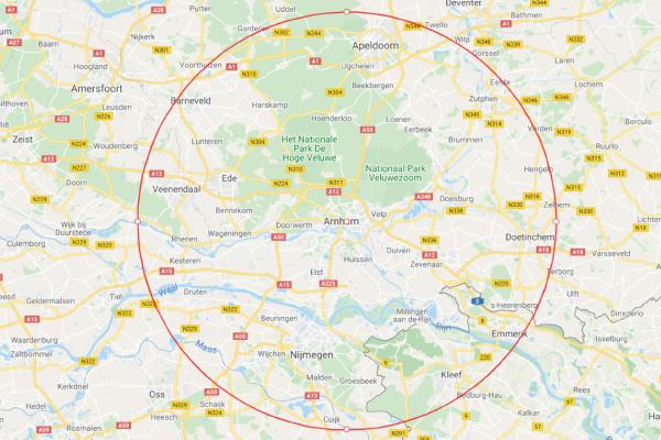 bosgrond gezocht Gelderland